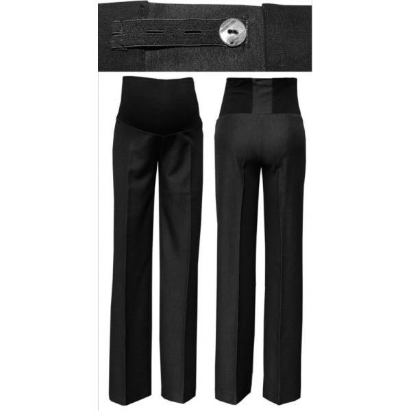 c2fae96bf0 Tehotenské nohavice Lengo čierne - GREGX veľ.S