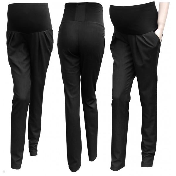 98c1d6c0b3 Tehotenské nohavice Korfi čierne - GREGX veľ. XL