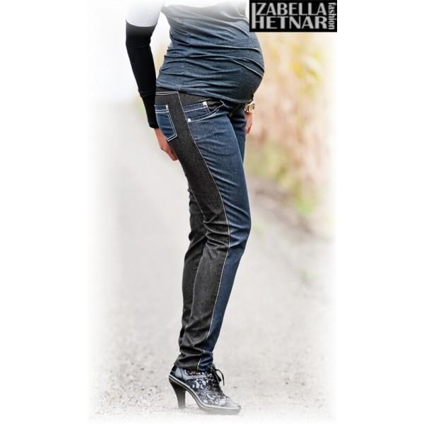 6b5fb3a683 Tehotenské nohavice   jeans KORINA