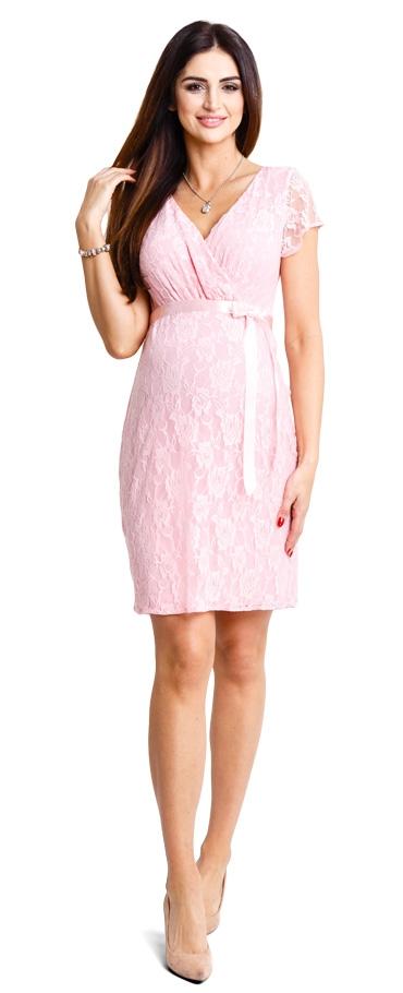 5390826e4d Tehotenské šaty Lovely pudre - Happymum