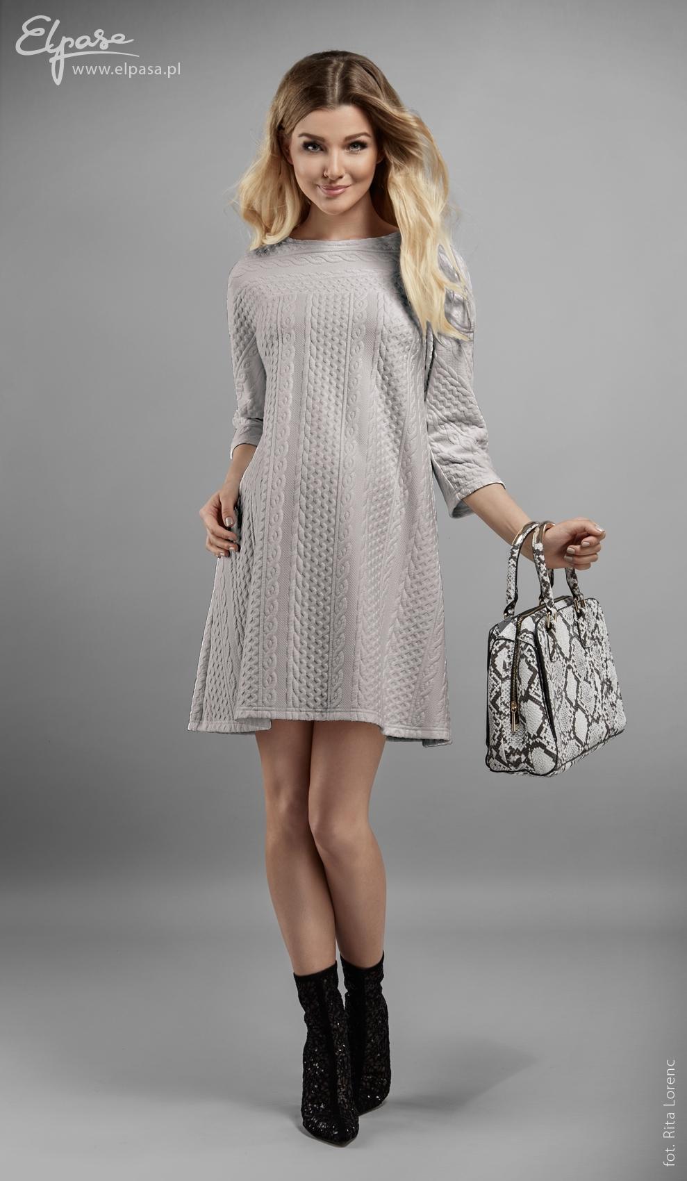 0a87d7b8dfe Tehotenské šaty Azalia - ELPASA