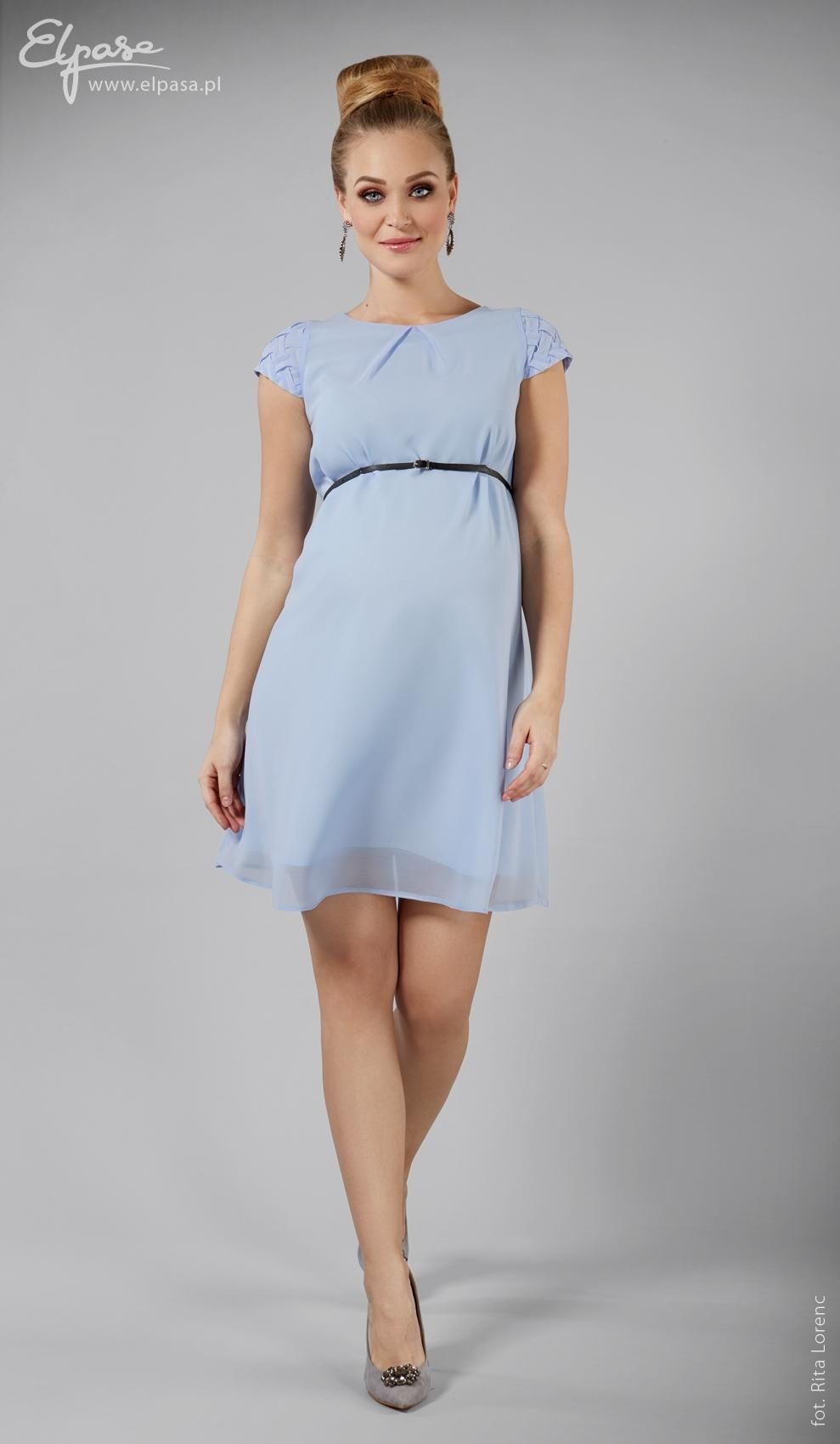 905c0e1f4 Tehotenské šaty Hanah - ELPASA | MamaStyl.sk - tehotenská móda ...