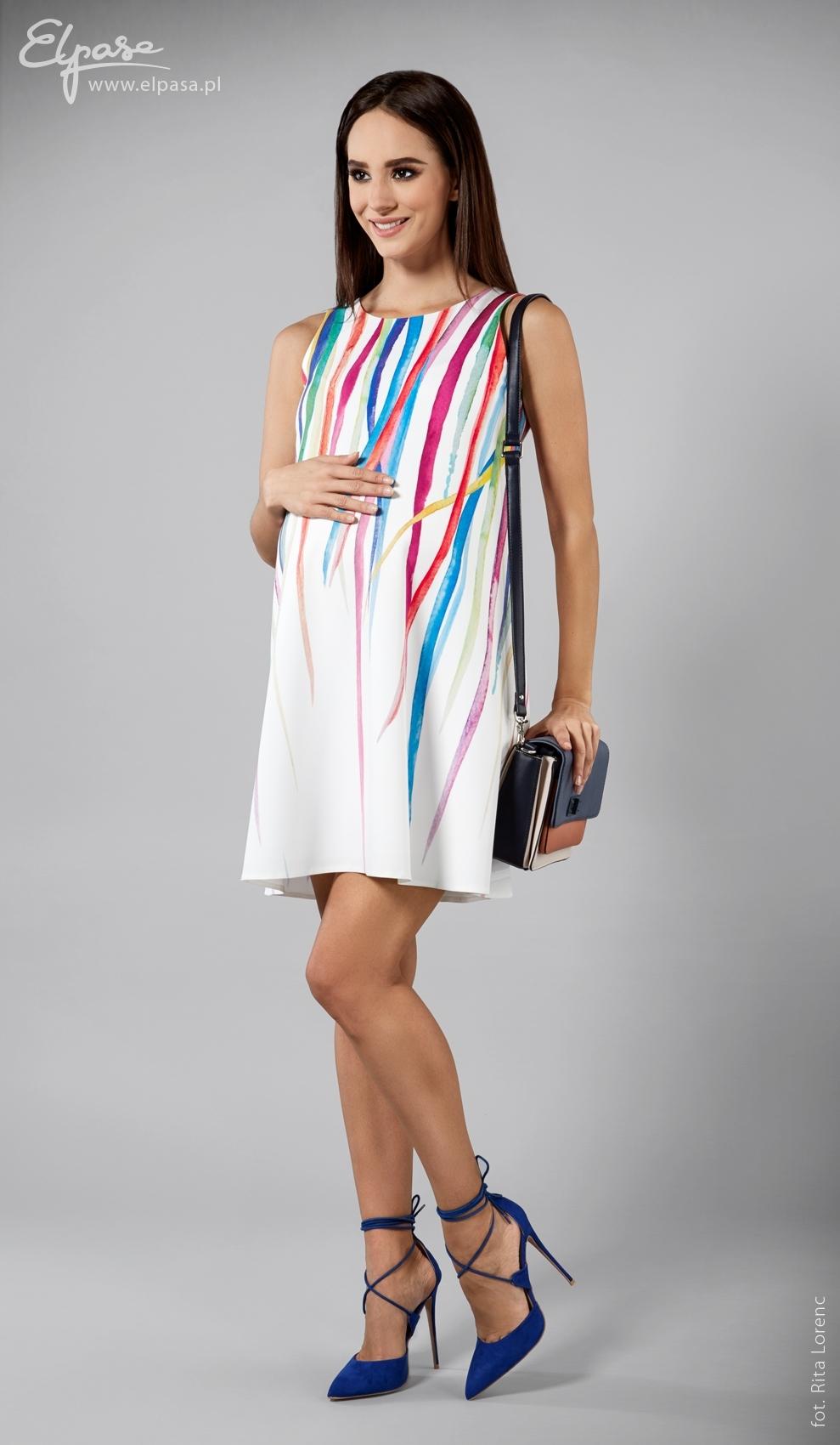 79dec06890ca Tehotenské šaty Amy - ELPASA