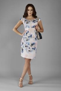 109229b74e2e Tehotenské šaty Luna - ELPASA veľ.