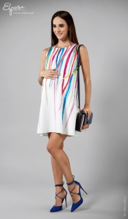 ccb2b1e86ed0 Tehotenské šaty Amy - ELPASA veľ.