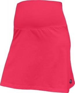 f5d7778ab814 Letná tehotenská sukňa Jolana - Áčkový strih