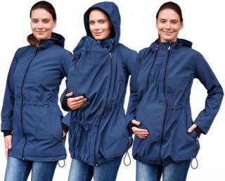 0585706ea8 PAVLA 2- softshellová tehotenská a nosiaca bunda (pre predné nosenie)